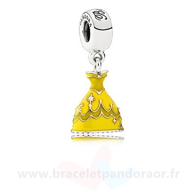 Charme Pandora Disney Charms Belle Robe Mixed Email