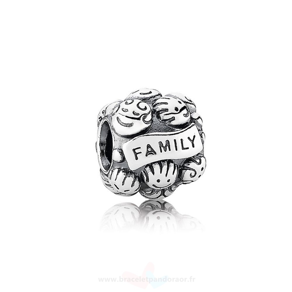 Charme Pandora Famille Amour Famille Charm