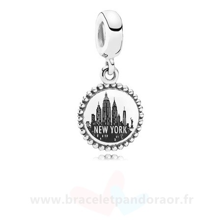 Charme Pandora Pandora Vacances Charms De Voyage New York City