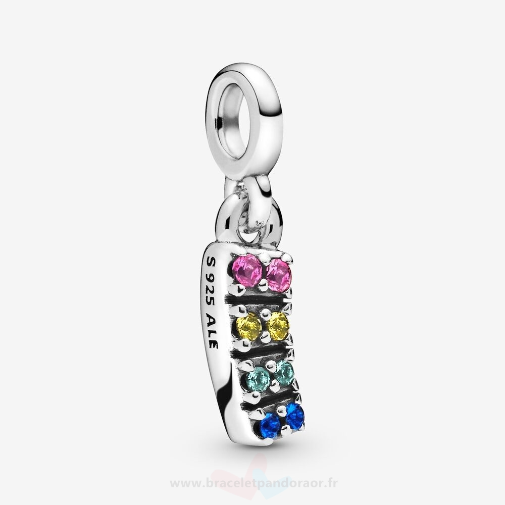 Charme Pandora Ma Fierté Dangle Charme