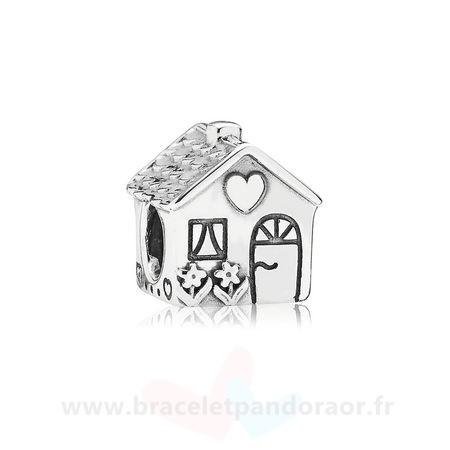 Charme Pandora Famille Charms Accueil Sweet Home Charm